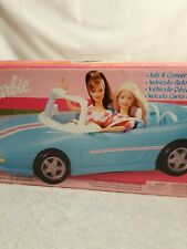 VINTAGE BARBIE CRUISIN WITH THE CROWD VEHICLE CONVERTIBLE NEW Sealed In Box
