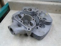 BSA A7 Cast-Aluminum Alloy Engine Cylinder head 50s 60s CD CD71