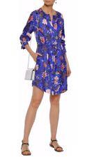 GORGEOUS STYLISH DIANE VON FURSTENBERG SHIRT DRESS UK 10 12 (LABELLED 4)