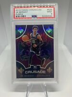 2019 Panini Crusade PURPLE #526 Ja Morant RC Rookie SSP /49 PSA 9 MINT (POP. 4)