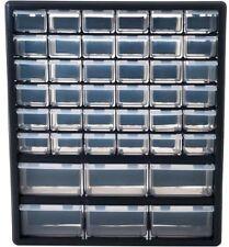 Compartment Storage Box Stalwart Deluxe 42 Drawer Container Organizer Craft Slot