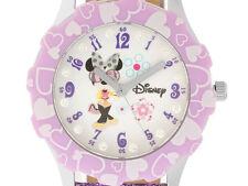 Disney (R) Tween's Minnie Glitz Stainless Steel Watch