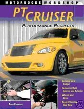 Chrysler PT Cruiser Performance Projects book turbo GT - BRAND NEW COPIES