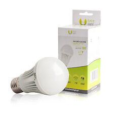 LAMPADA LAMPADINA bulb BULBO CERAMICA E27 A60 7W 230V warm white