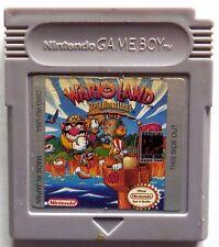 CARTUCCIA SUPER MARIO LAND 3 NINTENDO GAME BOY DMG-WJ-USA RETRO