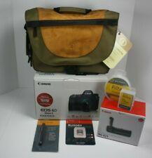 Canon EOS 6D Mark II DSLR with EF 24-105mm IS STM Lens/BG-E21 Battery Grip/ Kit!