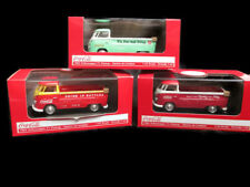 Coca-Cola Set of 3 1961 Volkswagen T1 Pickups 1:43- BRAND NEW