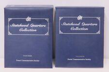 COMPLETE Statehood Quarters Collection: Volumes I & II + D.C. & U.S. Territories