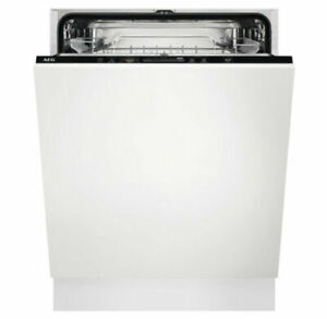 AEG FSK52617Z Fully Integrated 13 Place A++ Rated Dishwasher EX DISPLAY
