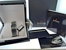 NWT Rado Integral Jubile Women's Quartz Watch R20786752 BOX 45% OFF!