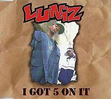 I Got 5 On It, Luniz & I.G. Culture, Used; Good CD