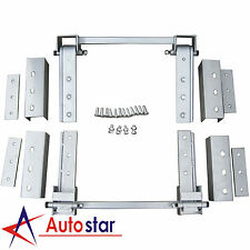 Brand New Super Heavy Duty Universal Hidden Hinge Kit For 2 Doors