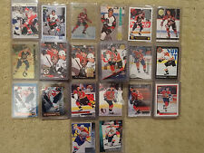 Lot of 52 Rob Niedermayer Hockey Cards - Circa 1993 to 1995