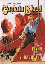 Captain Blood Errol Flynn 1935 cult movie poster print