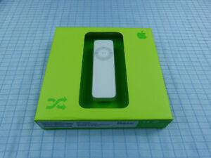 Original Apple iPod Shuffle 1.Generation 512MB Weiß!Neu & OVP!Unbenutzt!RAR! #22