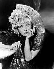 8x10 Print Marlene Dietrich Beautiful Portrait Devil is a Women 1935 #701