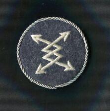 German Lufwaffe Field Blue Telecommunication  Specilists Patch