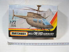 Matchbox PK 43  Bell OH-58D Aeroscout  1:72  lose in box  mb1321