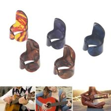 4 X Index Finger Guitar Pick Celluloid Mediator for Acoustic Electric Guitar