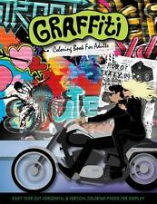 Graffiti : Coloring Book for Adults: By Duchek, Donna Duchek, Donna