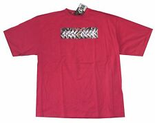 Ruff Ryders Dirty Denim Jeans Red T-Shirt 2Xl Xxl New With Tags Nos Official Dmx