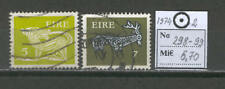 Ireland A44 used 1974 2v Art Decor ANIMALS Dog Deer CV 6,70 eur