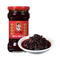 SUPER DELICIOUS!Lao Gan Ma HOT CHILI SAUCE Very Hot Spicy Chinese Laoganma 老干妈