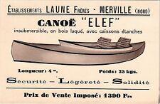 CPA  ETABLISSEMENT LAUNE FRERES .- Merville  (193247)