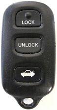 OEM keyless remote entry control Lexus transmitter phob HYQWDT-C keyfob clicker