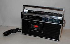 Vintage Readers Digest RD-30 FM/AM/SW 3-band radio cassette recorder / player