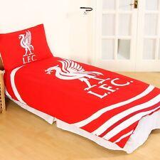 LIVERPOOL FC SINGLE  DUVET COVER SETS BEDROOM BEDDING DUVET COVER SET GIFT