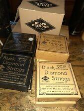Blackl Diamond Vintage acoustic guitar strings light