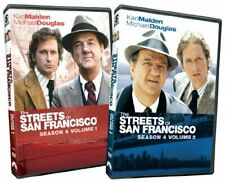 The Streets of San Francisco: Season 4 (DVD,2012)