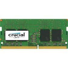 Mémoires RAM DDR SDRAM Crucial, 4 Go par module