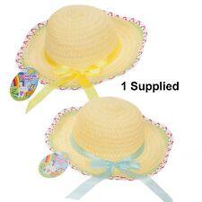Pascua Artes Artesanía sombrero haciendo-Bonnet Sombrero de Verano con cinta