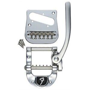 "NEW Bigsby Fender ""F"" B5 Telecaster Tele Modification Vibrato Kit 086-8013-004"
