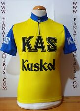 Maillot Ciclismo Team KAS Kaskol Vermac Cycling Maglia