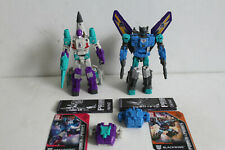 Transformers Power of the Primes Dreadwind Blackwing complete G1 POTP Dreadwing