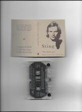 STING SOUL CAGES AUSTRALIA PROMO CASSETTE SAMPLER FROM 1991, MINT