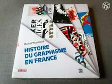 MICHEL WLASSIKOFF / HISTOIRE DU GRAPHISME EN FRANCE / ARTS DÉCORATIFS / NEUF