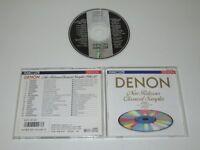 Various / Denon New Releases Classical Sampler 1986/1987 ( Ges9105) CD Album