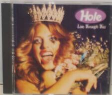 Hole Live through this  CD (case broken)