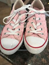 f039d832338e Converse Girl s CT AS Madison OX Cherry Blossom Driftwood Sneakers-Asst  Size 12