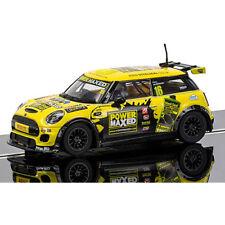 Scalextric slot car C3742 bmw mini cooper F56-mini challenge 2015