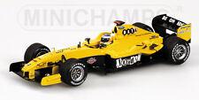 Jordan Ford EJ14 Formula 1 N. Heidfeld 2004 1:43 Model 400040018 MINICHAMPS