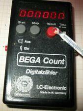 BEGA Count Digitalzähler * Impuls Zählgerät / Geigerzähler / Strahlungsmessgerät