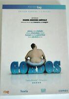 GORDOS - DVD - SANCHEZ AREVALO - ANTONIO DE LA TORRE - TEMATICA GAY - DRAMA