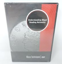 Maya Techniques: Understanding Shading Networks (Multi-Region DVD 2002) Software