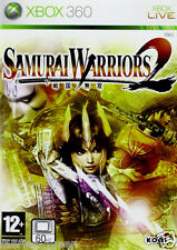 XBOX 360 SAMURAI WARRIORS 2 ~ PAL ~ Manuel Incl