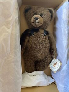 Gund Barton's Creek Collection 80013 Ellsworth Limited Edition Prankster Bear Ne
